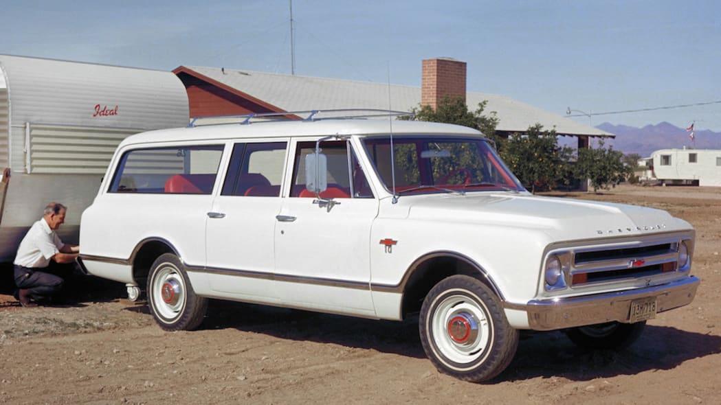 1967 Chevy Suburban