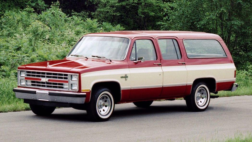1985 Chevy Suburban