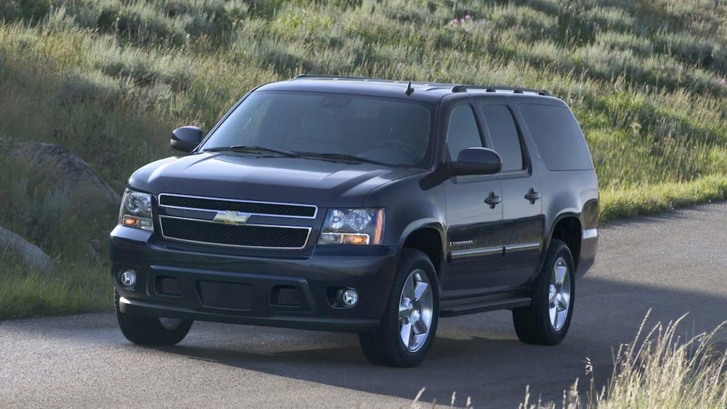 2007 Chevy Suburban