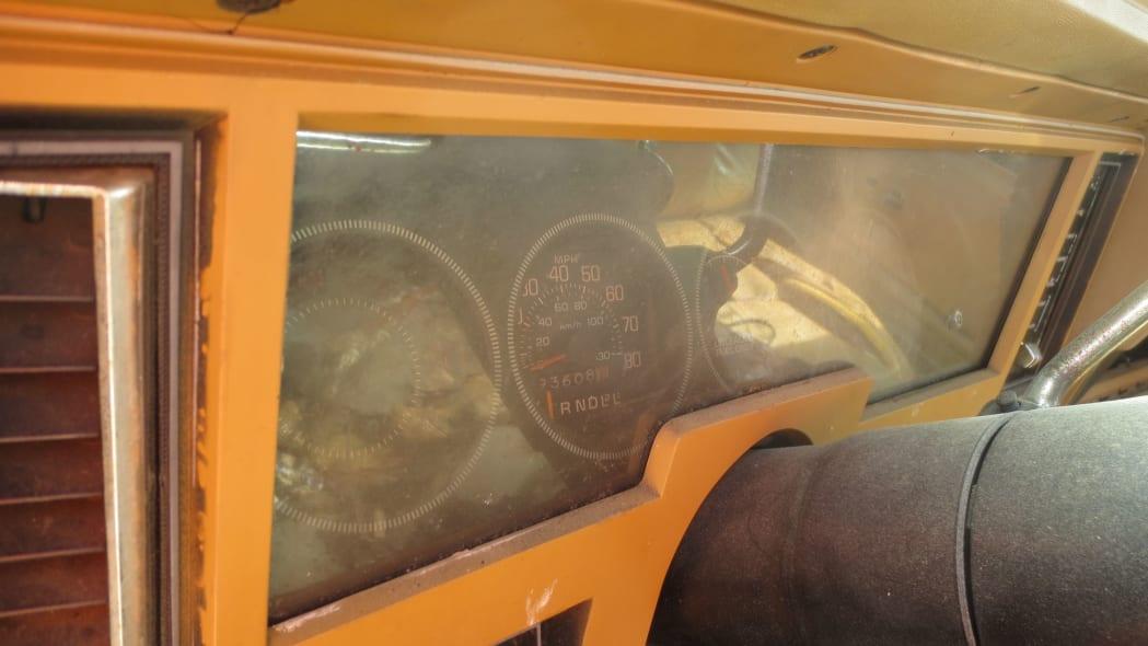 03 - 1978 Chevrolet Nova in California junkyard - photo by Murilee Martin