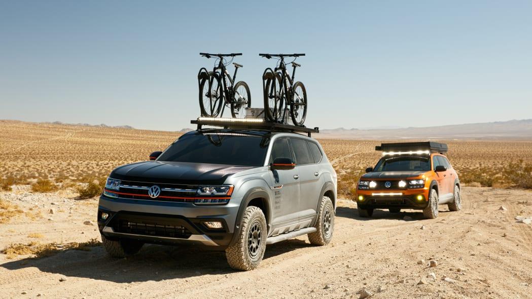 Volkswagen SEMA builds 2019