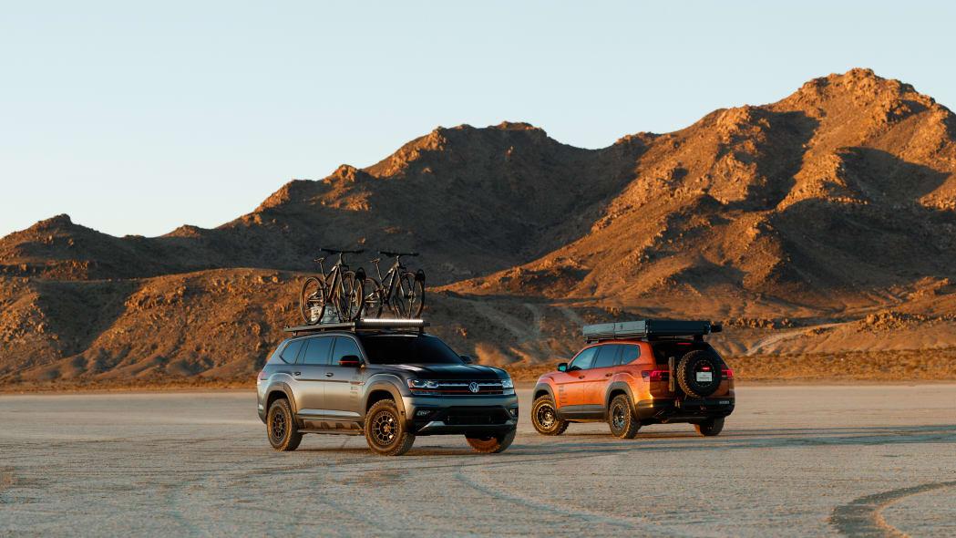 Volkswagen SEMA builds 2019--10470