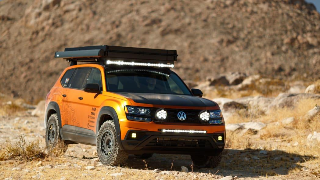 Volkswagen SEMA builds 2019--10458