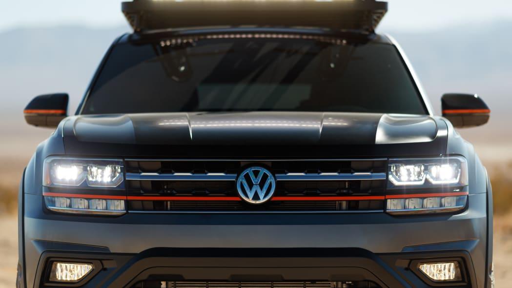 Volkswagen SEMA builds 2019--10454
