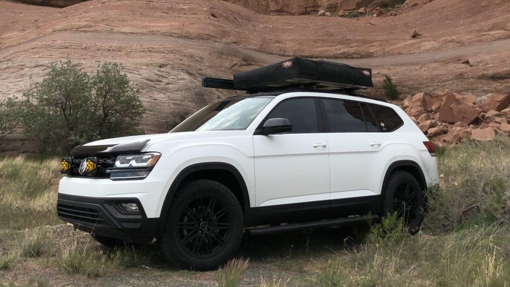 Volkswagen SEMA builds 2019--10435