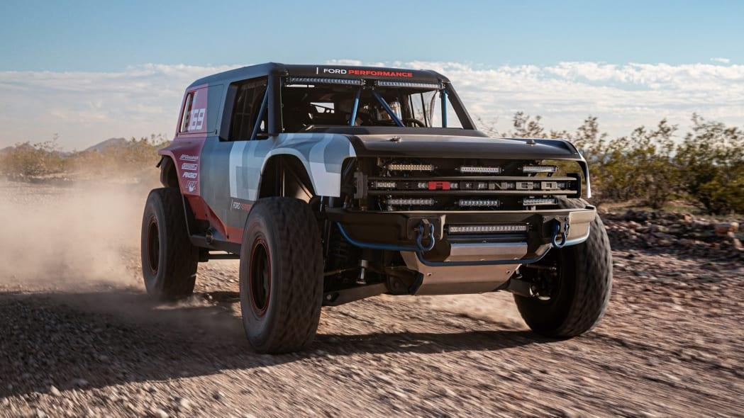 Ford Bronco R Prototype