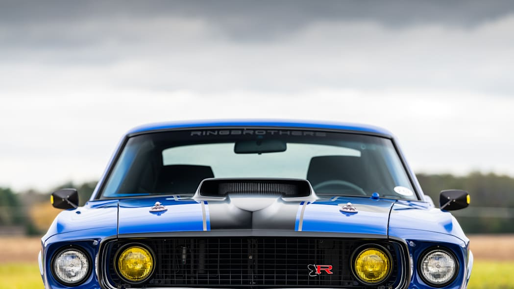 Ringbrothers 1969 Ford Mustang Mach 1 UNKL