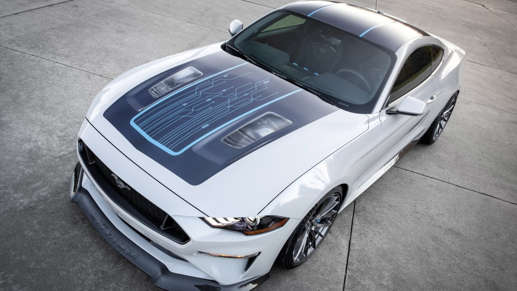 Ford engineer calls an electric Mustang a when, not an if