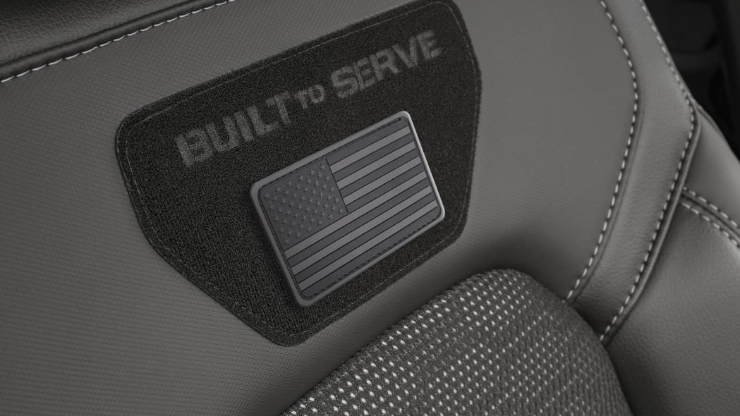 Ram introduces new 'Built to Serve' edition trucks