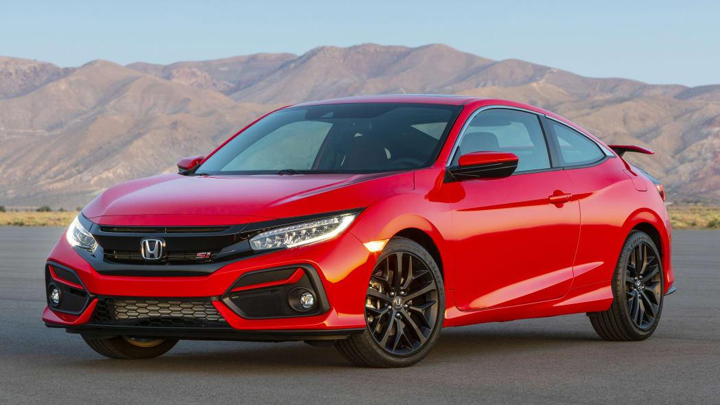 2020 Honda Civic Si