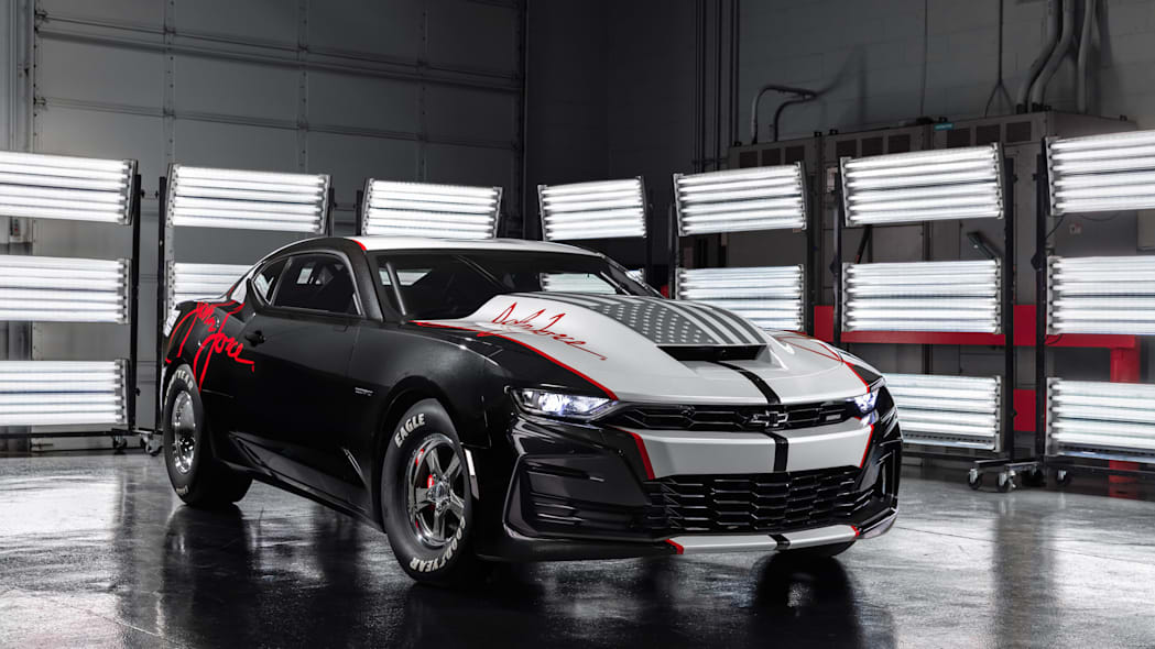 Chevrolet introduces the 2020 COPO Camaro John Force Edition at