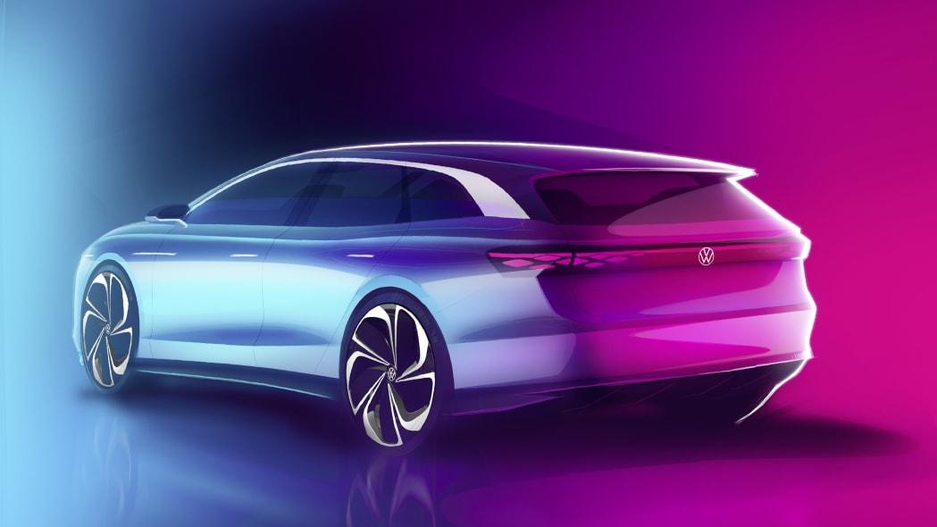 Volkswagen ID. SPACE VIZZION Concept