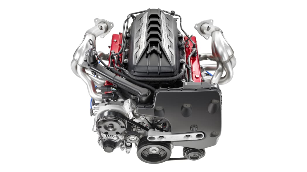 2020 6.2L V-8 AFM VVT DI (LT2) for Chevrolet Corvette C8
