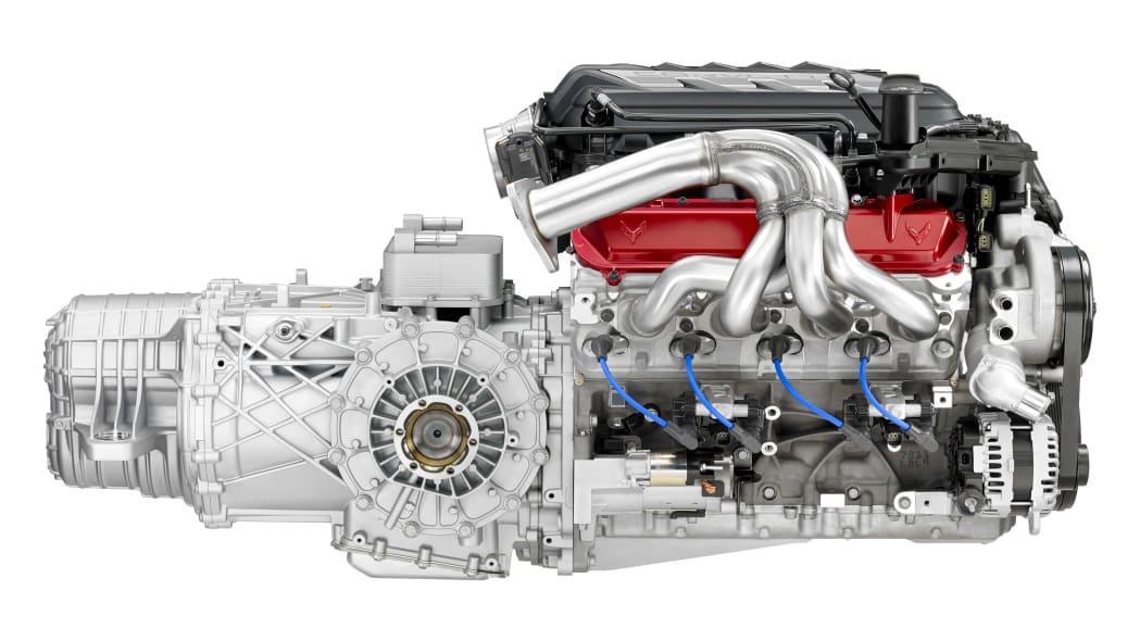 2020 6.2L V8 LT2+TR9080-DCT M1L COR RS NC HiRLev12