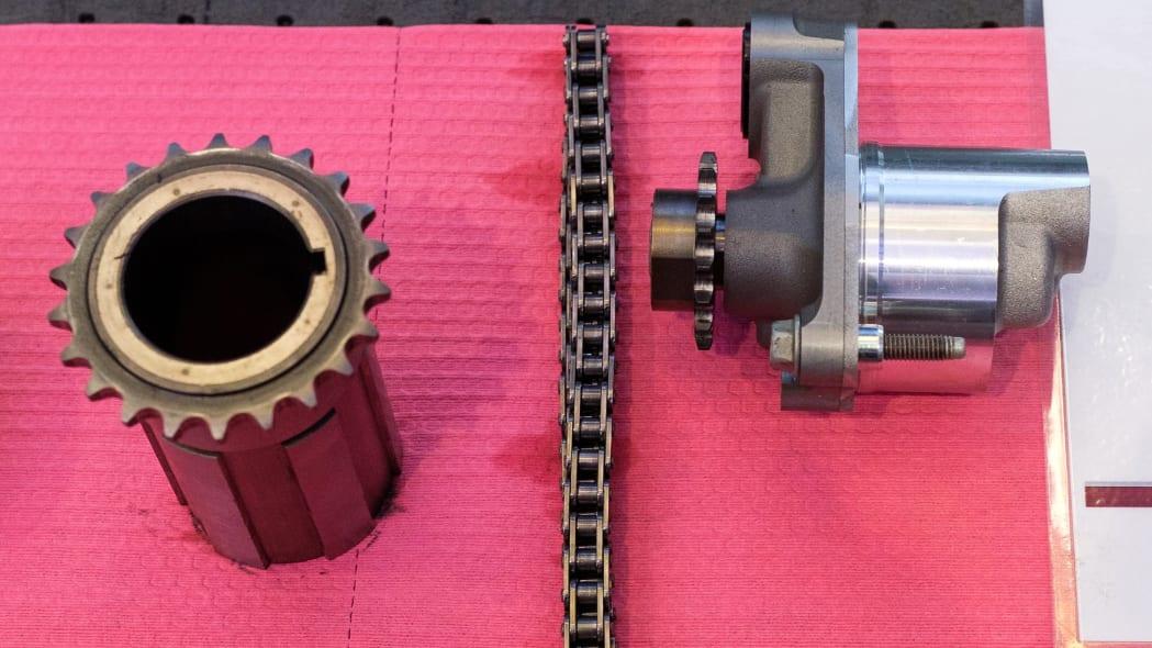 2020 Chevrolet Corvette Stingray Engine and Transmission