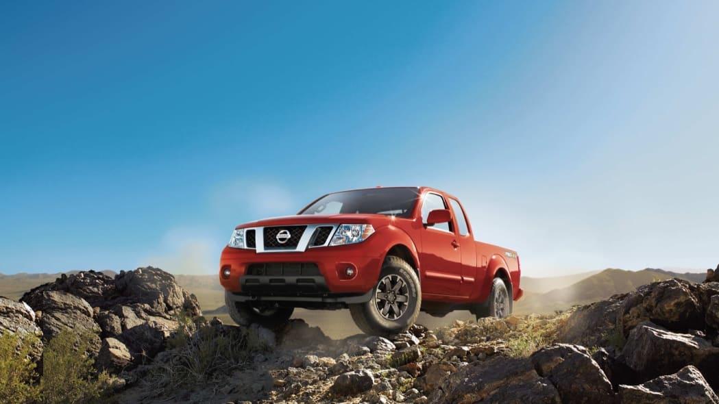 Number 9: Nissan Frontier
