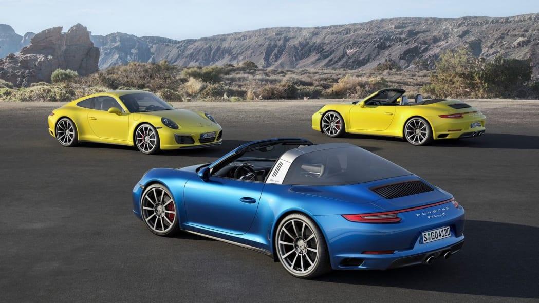 Number 6: Porsche 911