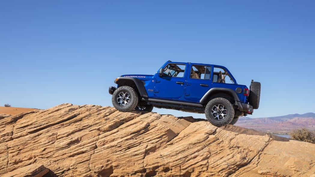 2020 Jeep® Wrangler Rubicon EcoDiesel