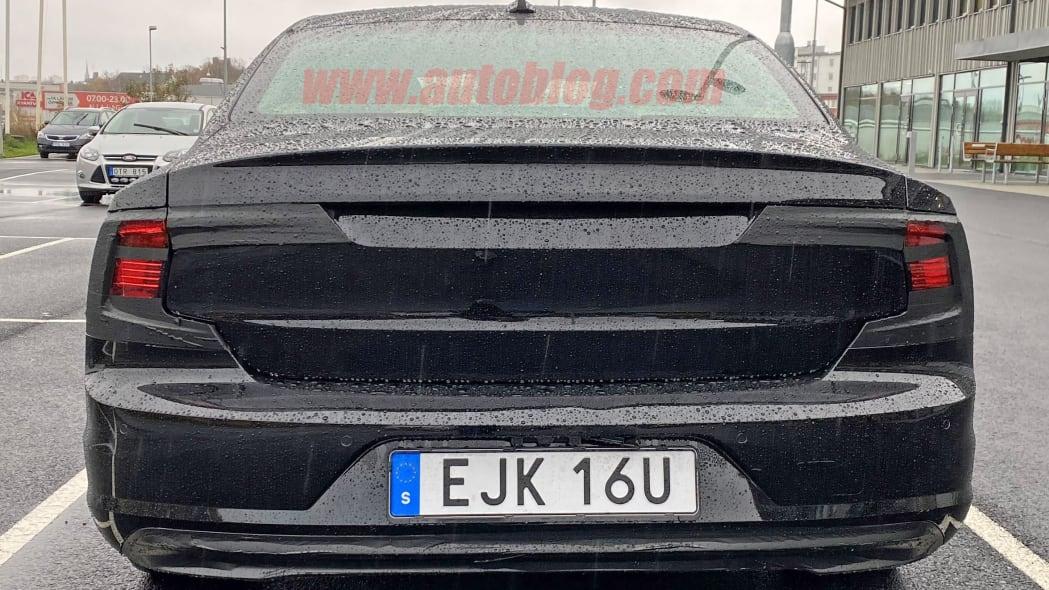 Volvo S90 facelift 4