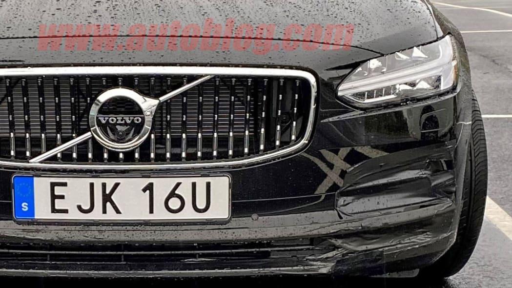 Volvo S90 facelift 6
