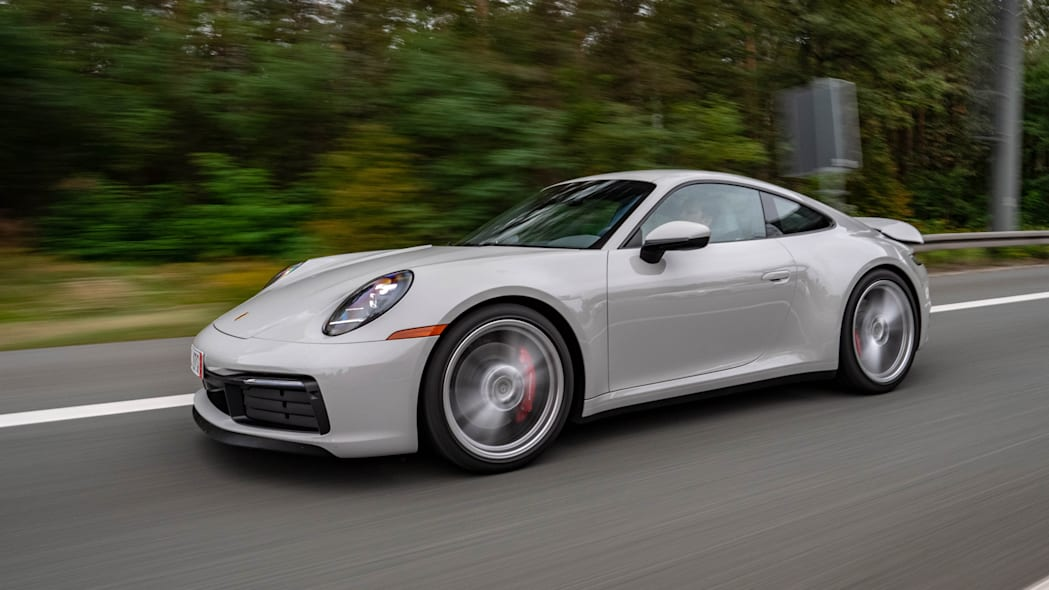 2020 Porsche 911 Ultimate Road Trip: From the Autobahn to Tail of the Dragon