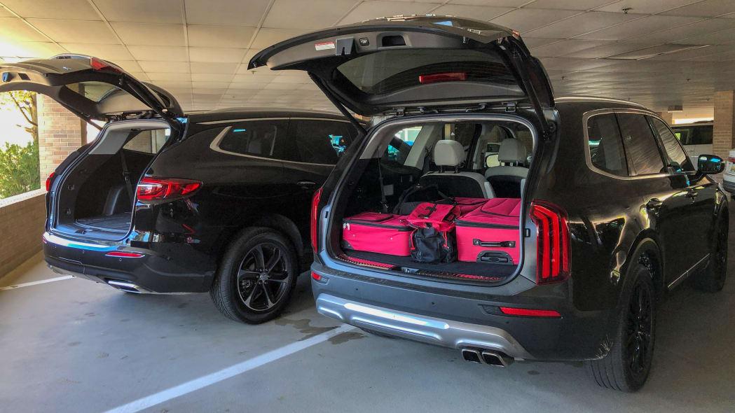 Luggage Test Kia v Buick-15