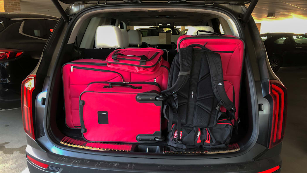 Luggage Test Kia v Buick-11