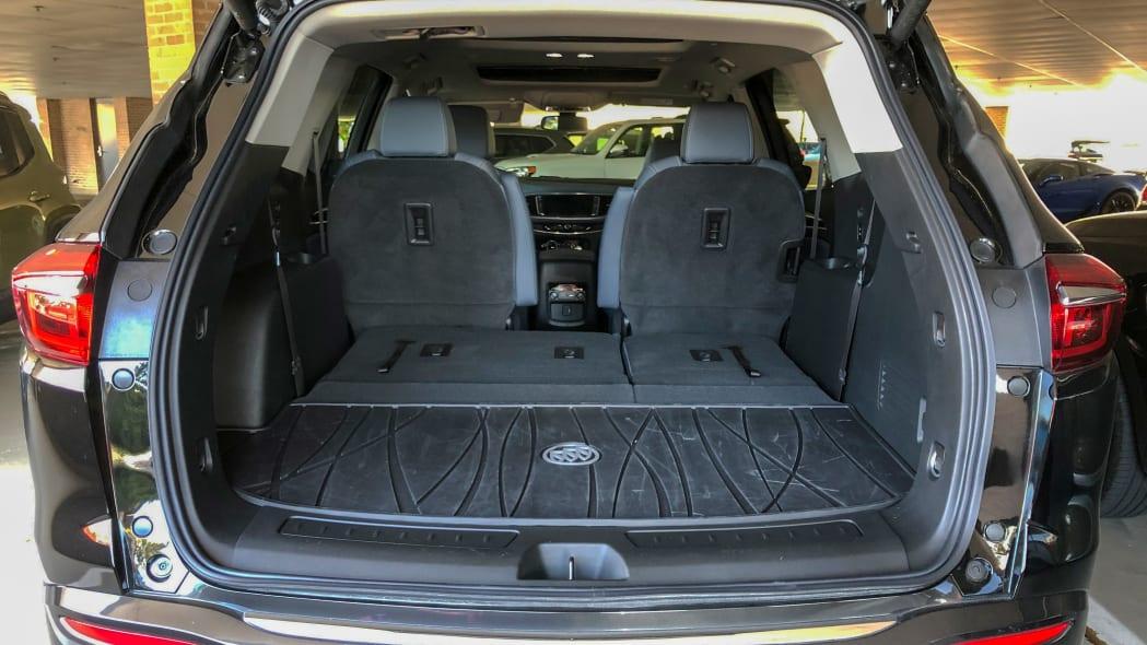 Luggage Test Kia v Buick-9