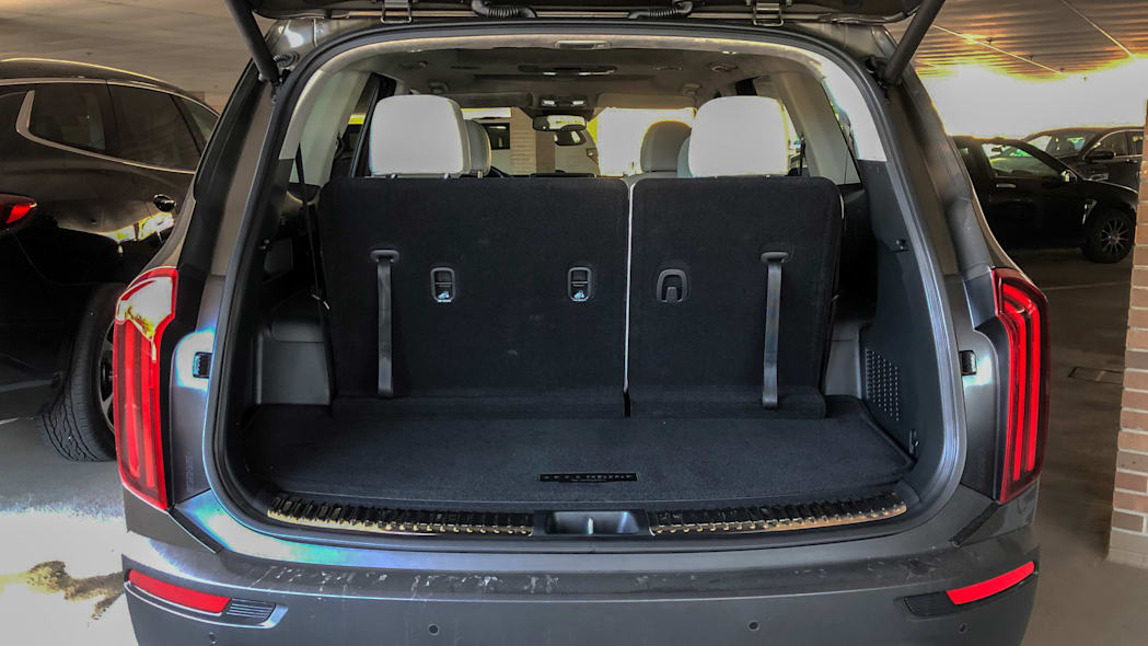 Luggage Test Kia v Buick-8