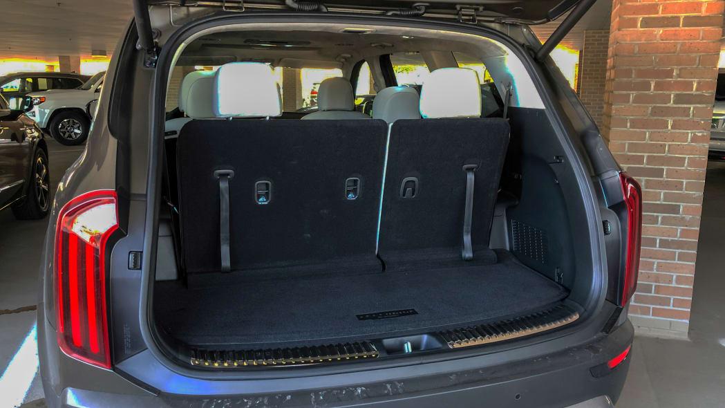 Luggage Test Kia v Buick-7