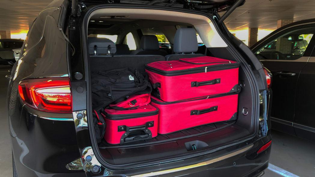 Luggage Test Kia v Buick-5