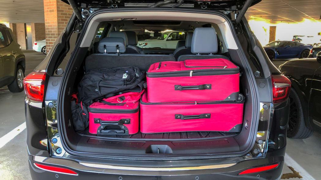 Luggage Test Kia v Buick-6