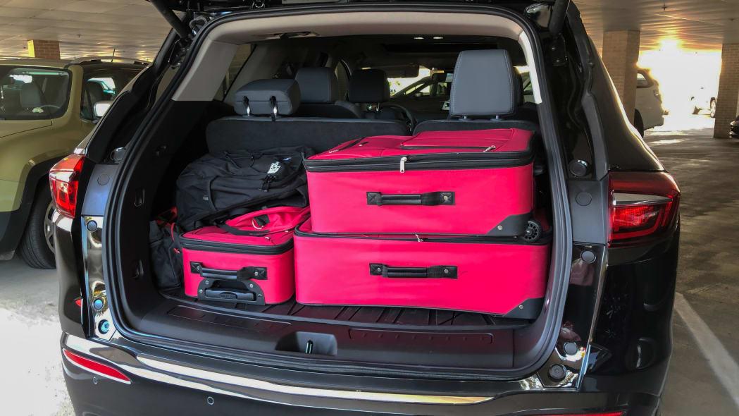 Luggage Test Kia v Buick-4