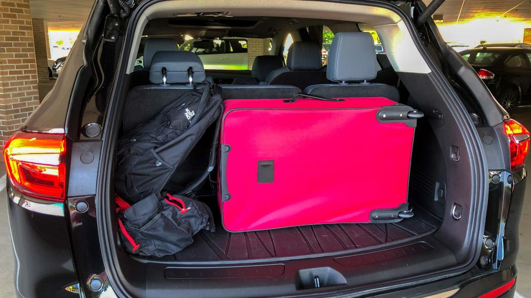 Luggage Test Kia v Buick-1