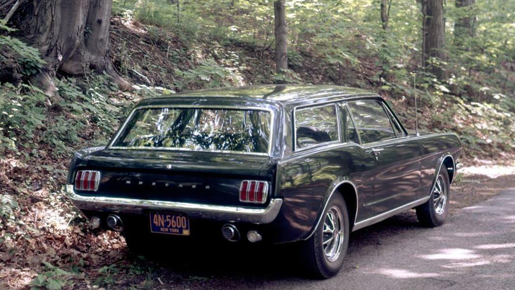 Intermeccanica Ford Mustang