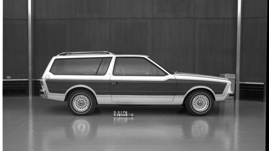 1976 Ford Mustang wagon prototype