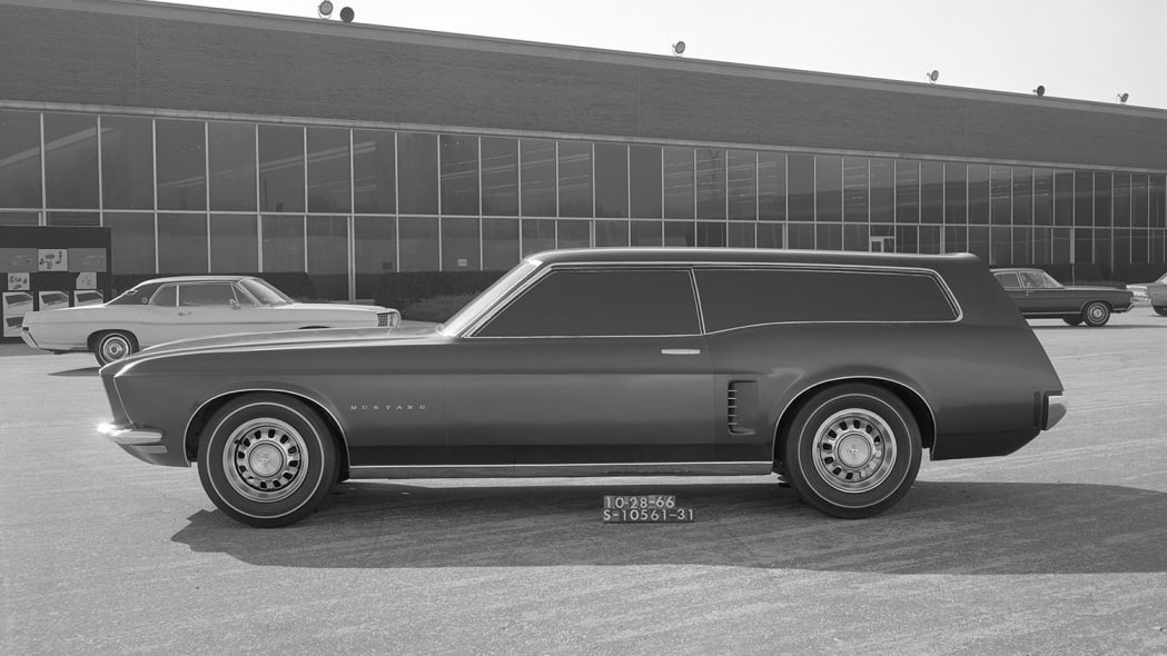1966 Ford Mustang wagon prototype