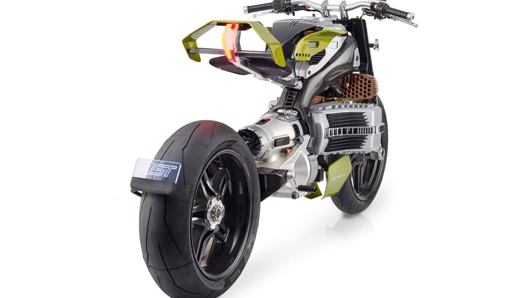 BST HyperTek E-Moto