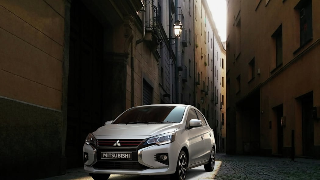 Refreshed Mitsubishi Mirage hatch and G4 sedan debut in Thailand