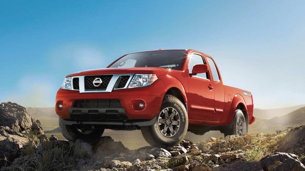 Number 4: Nissan Frontier