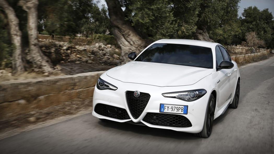 2020 Alfa Romeo Giuila