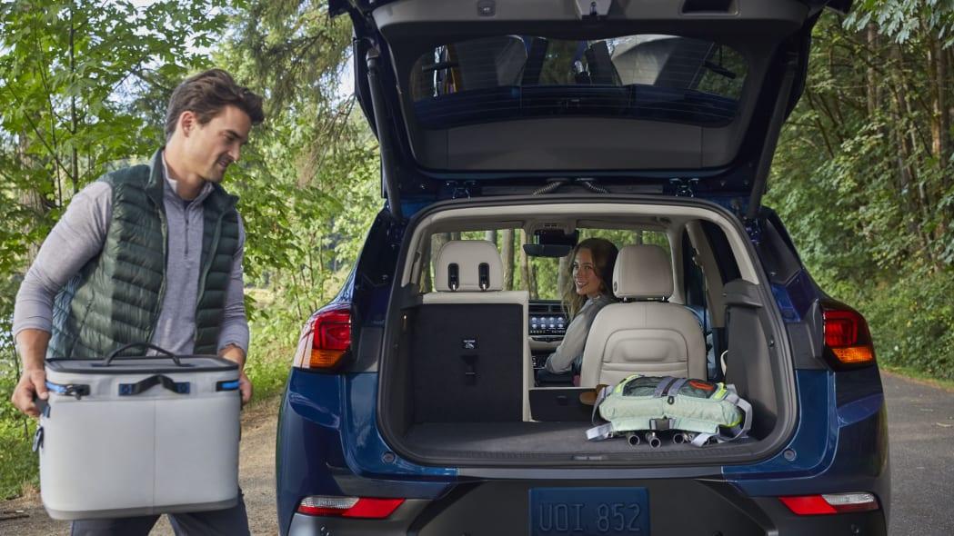 2020 Buick Encore GX and GX ST