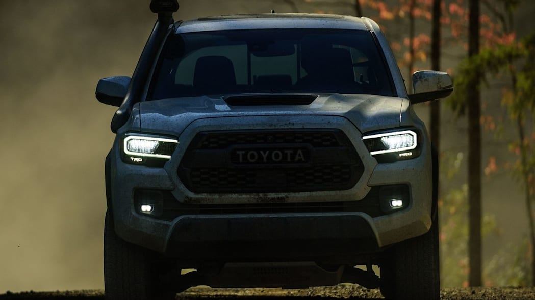 Pickup trucks ranked by resale value