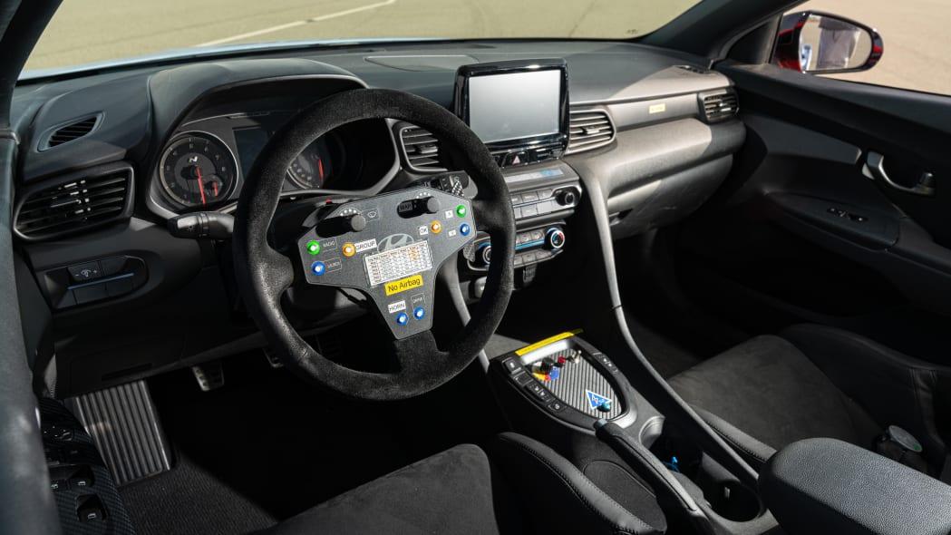 Hyundai RM19 prototype