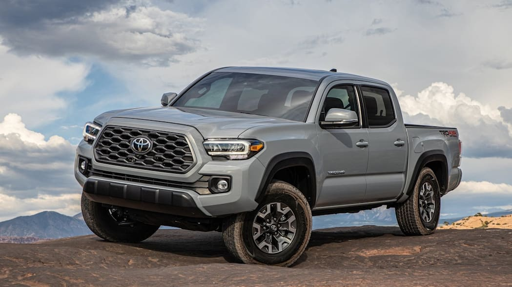Number 1: Toyota Tacoma
