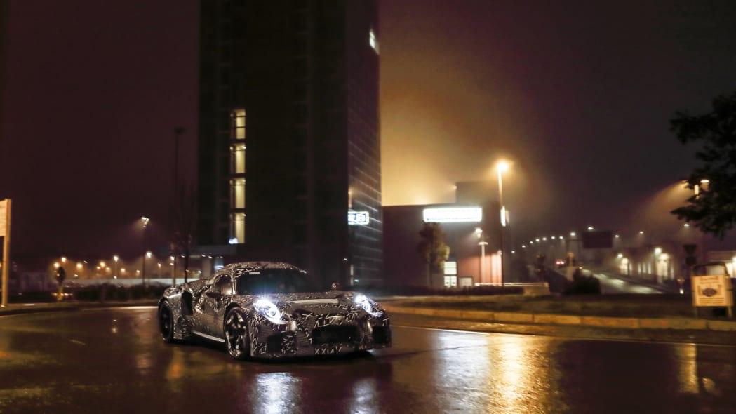 2020 - [Maserati] MC20 Maserati-sports-car-spy-shots1