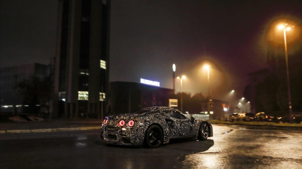 2020 - [Maserati] MC20 Maserati-sports-car-spy-shots4