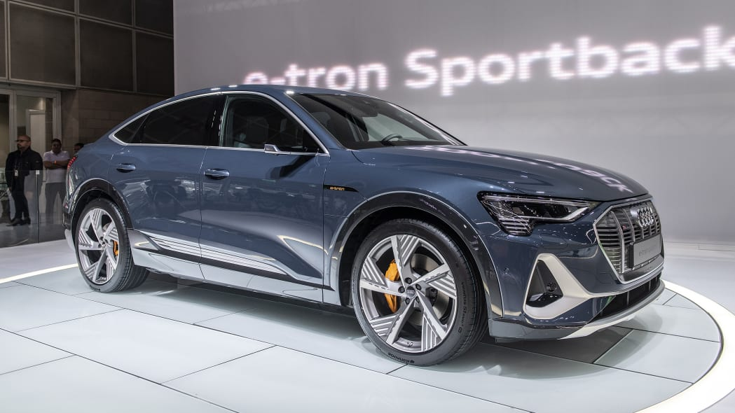 The Audi E-Tron's name will reportedly only last one generation