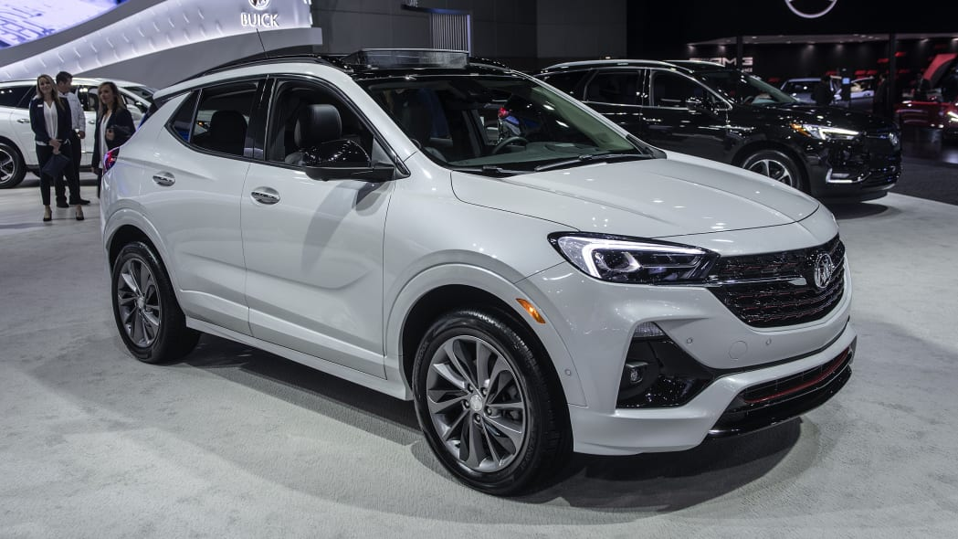 2020 buick encore gt comes to america as a value
