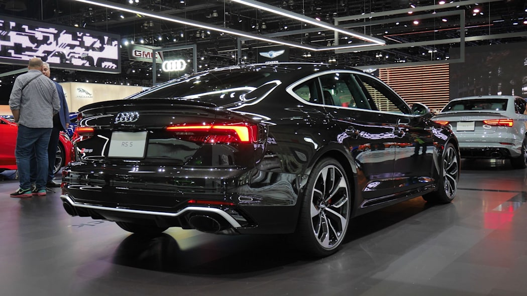 Audi RS5 Panther Edition